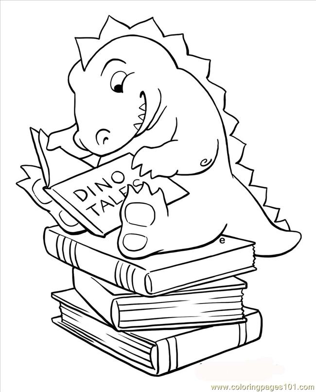 650x806 Reading Coloring Pages Pics Of Reading Cartoon Coloring Pages
