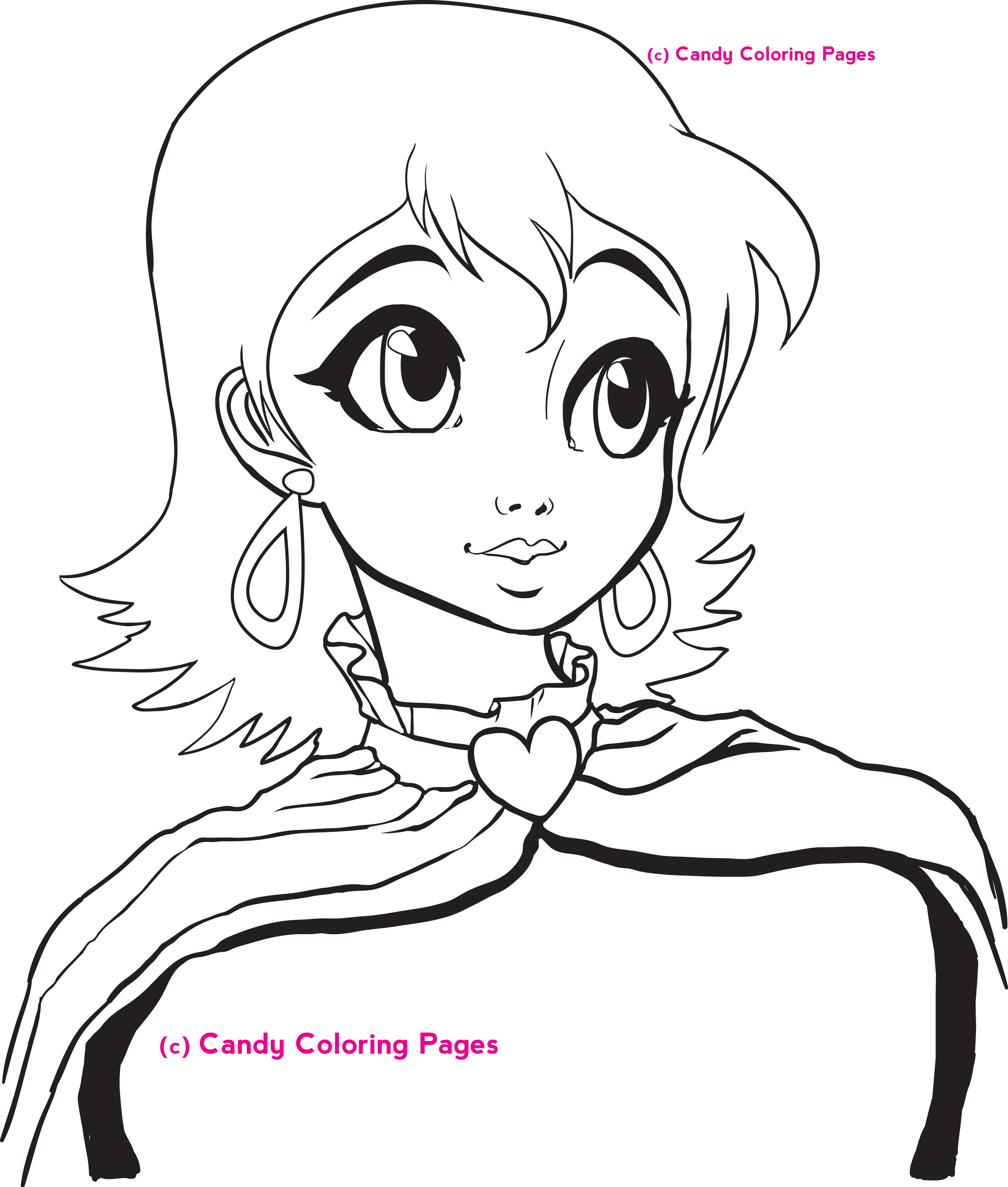 2617x3082 Cartoon Coloring Pages Pdf