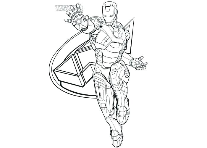 700x500 Ironman Coloring Page Printable Coloring Pages Cartoon Coloring