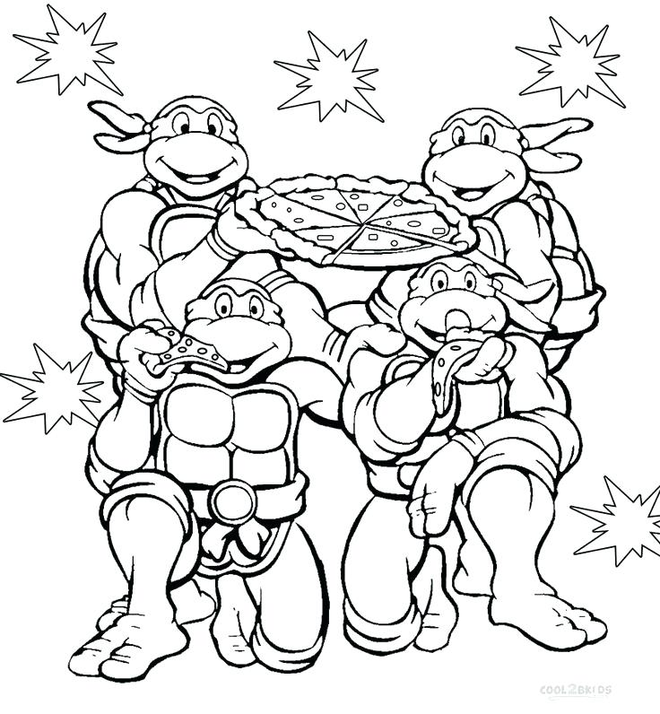 736x796 Cartoon Coloring Pages