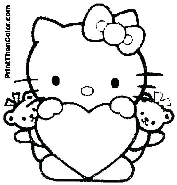 576x600 Coloring Pages For Kids Animals Coloring Pages You Can Print Out