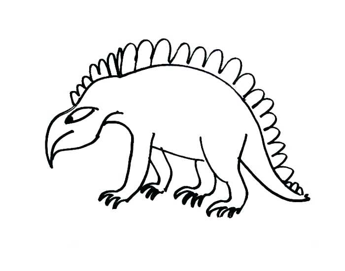 700x551 New Cute Dragon Coloring Pages For Cute Monster Coloring Pages