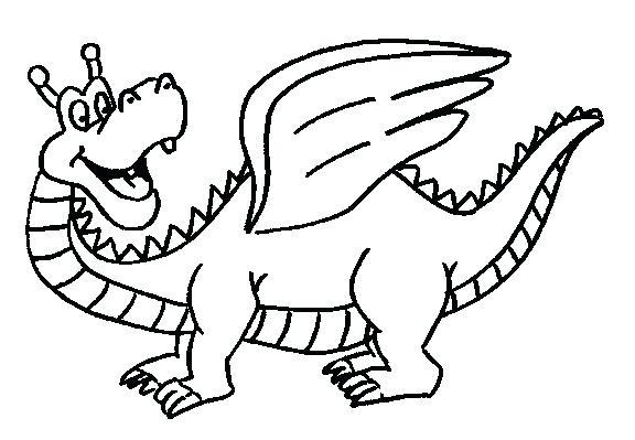 576x399 Printable Dragon Coloring Pages Dragon Coloring Sheet Printable