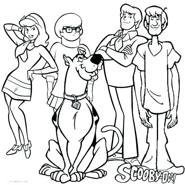 618x618 Different Cartoon Family Coloring Page Pages Free Baby Coloring