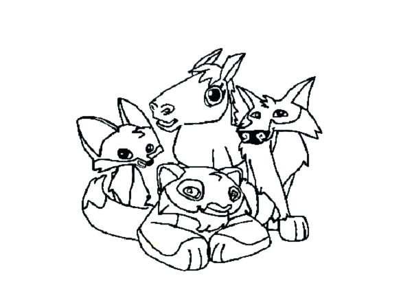 600x444 Animal Jam Coloring Pages Fox Animal Jam Coloring Pages Fox