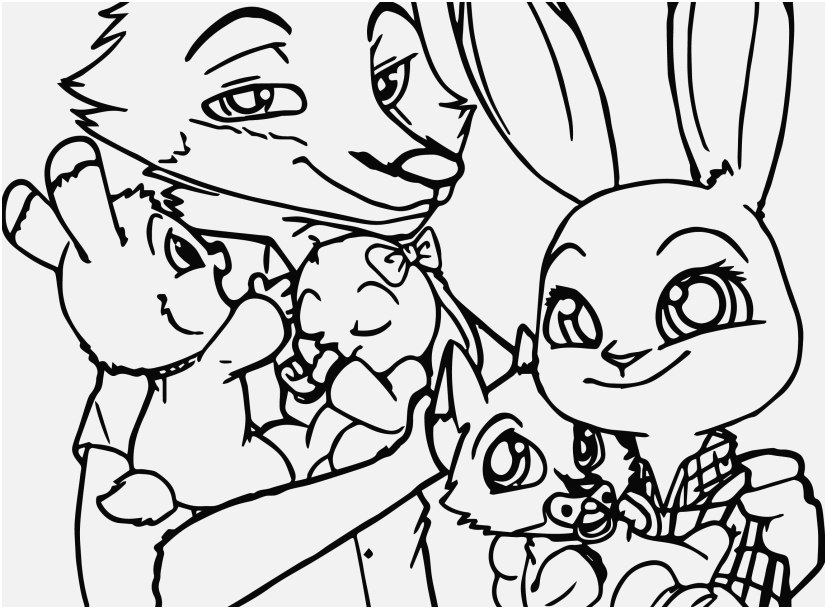 827x609 Fox Coloring Sheet Photographs Awesome Cartoon Fox Coloring Pages