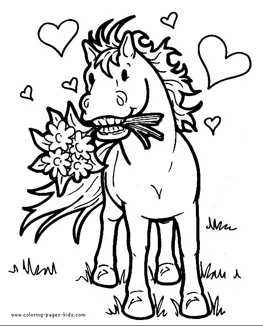 525x651 Best Coloring Horses Images On Adult Coloring