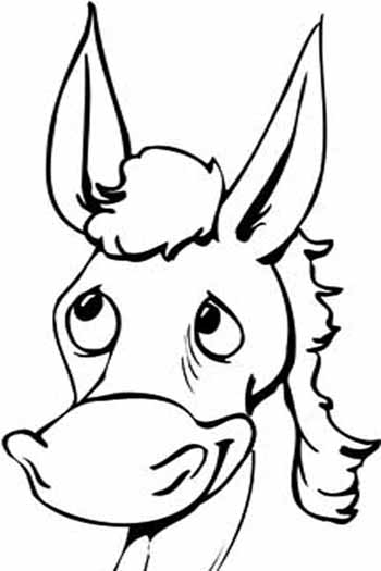 350x525 Free Horse Coloring Pages From Mustangs To Lipizzaners