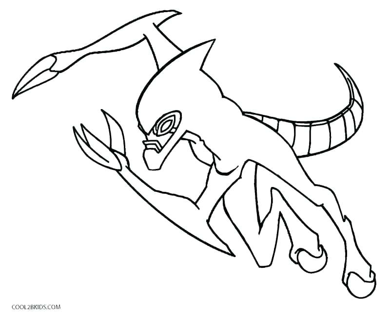 800x649 Alien Coloring Pages Printable Alien Coloring Pages For Kids Alien
