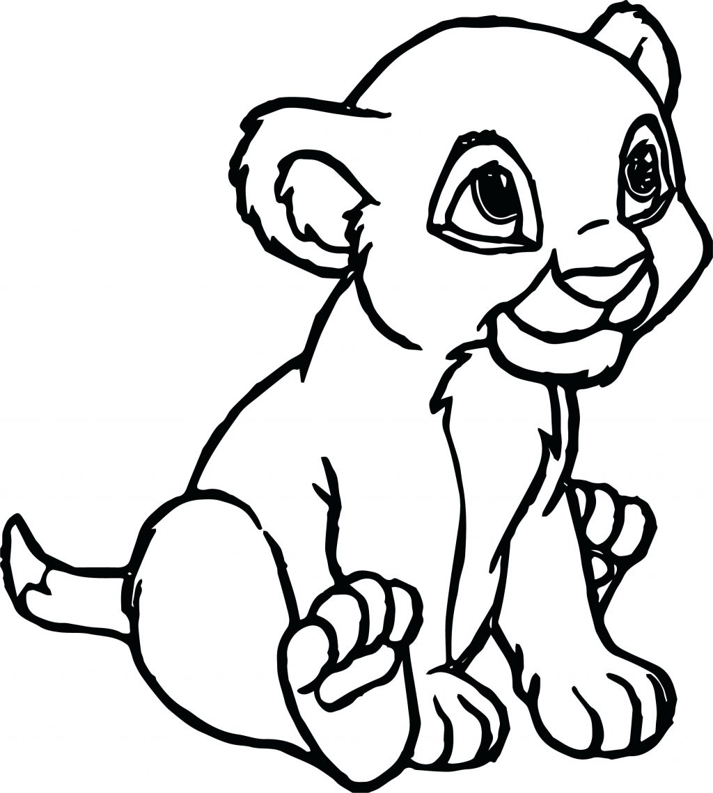 1024x1139 Coloring Pages Lion Coloring Page South Cougar Mountain Sea