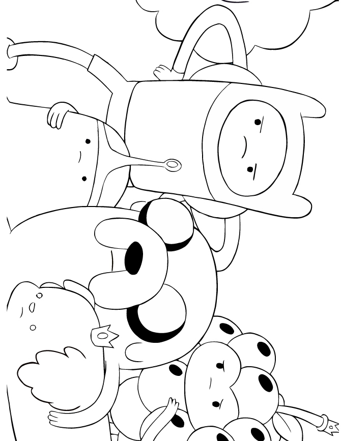 670x867 Cartoon Network Coloring Pages Awesome Cartoon Network Adventure