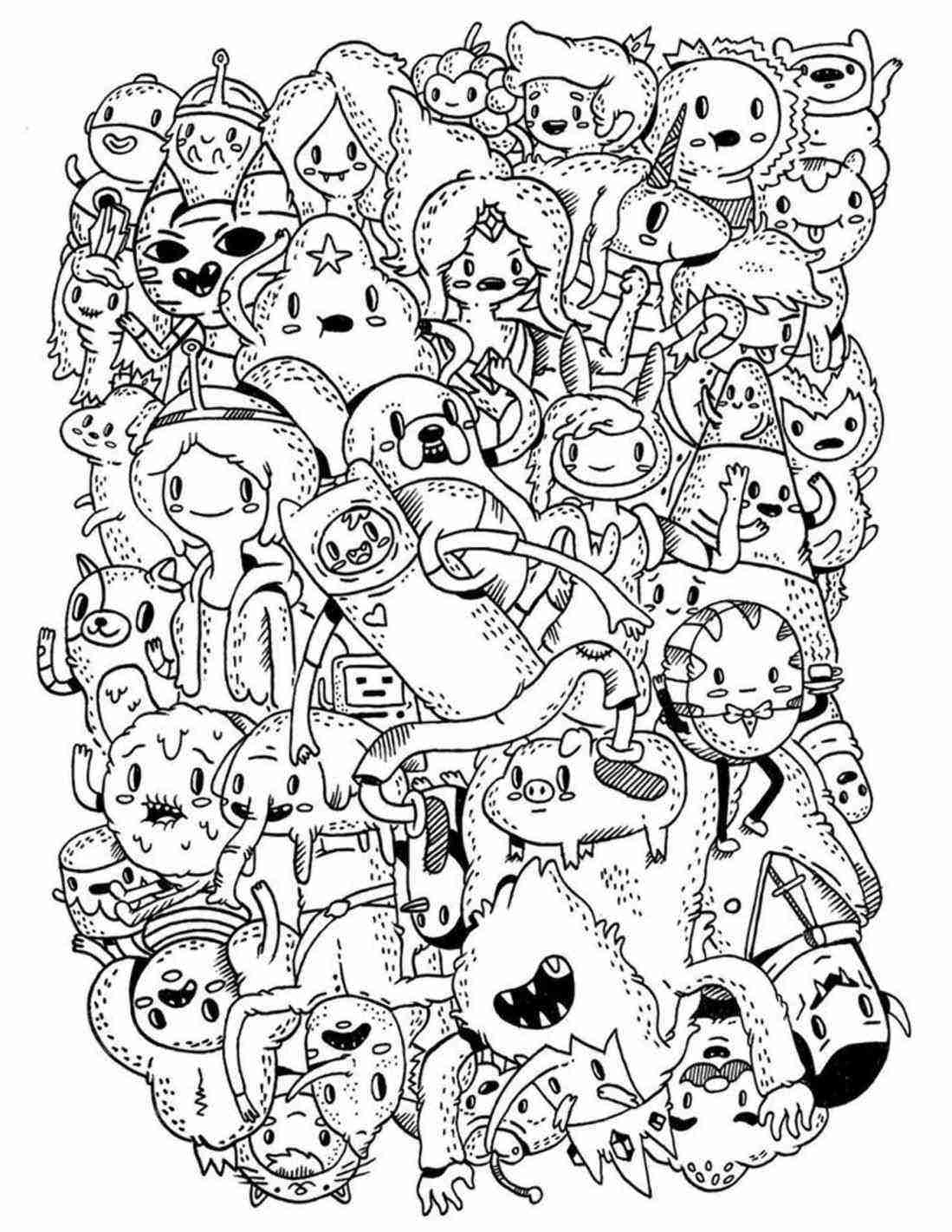 1099x1421 Gumball Sketchbook Cartoon Network Coloring Page Wecoloringpage