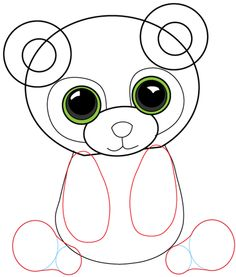 236x277 Red Panda Coloring Pages Cute Baby Panda Coloring Pages