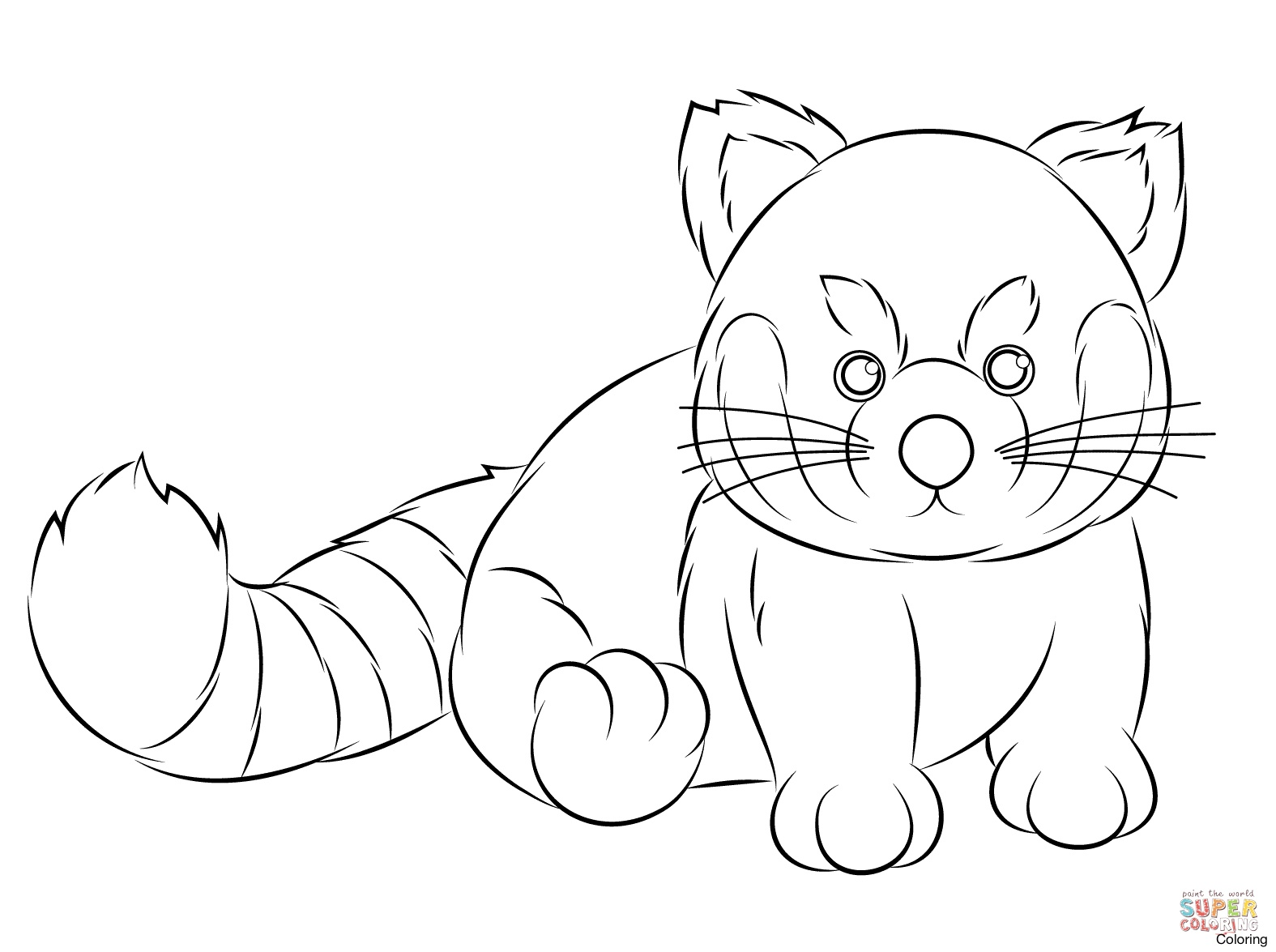 1575x1175 Beautiful Cute Panda Coloring Pages Really Baby Free Coloring