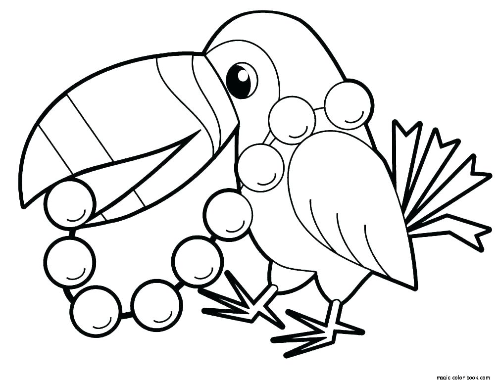 1008x768 Parrot Coloring Sheet Parrot Coloring Sheet Parrot Coloring Page