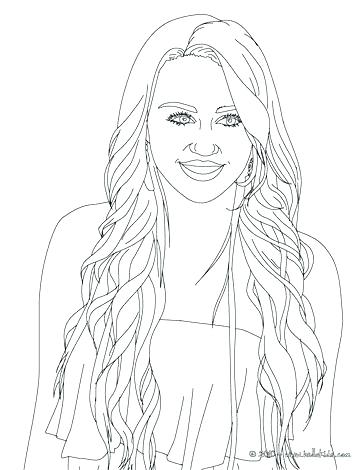 364x470 Coloring Pages Cartoon Female Viking Opera Singer Coloring Pages