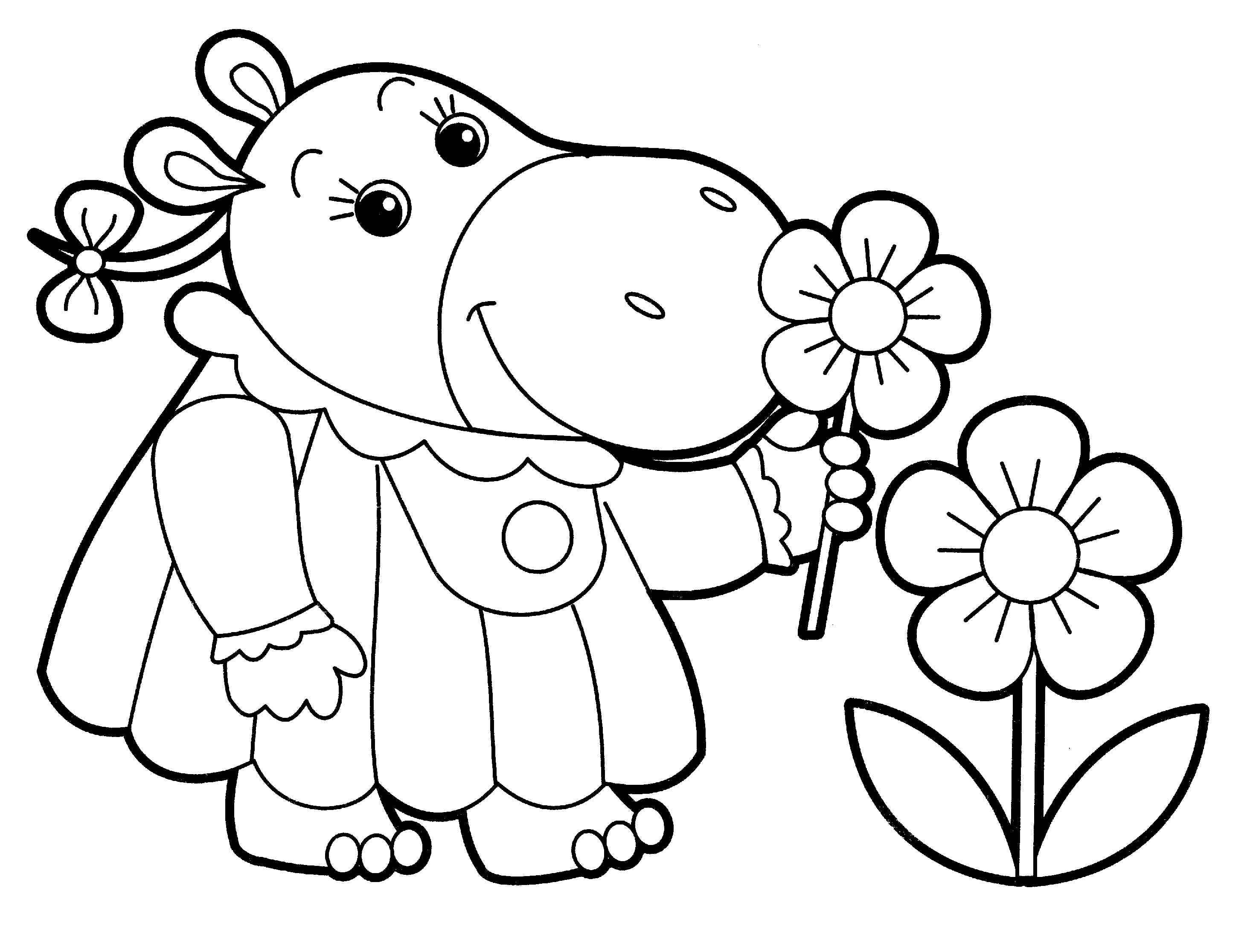 2930x2232 Coloring Pages For Little Kids Free