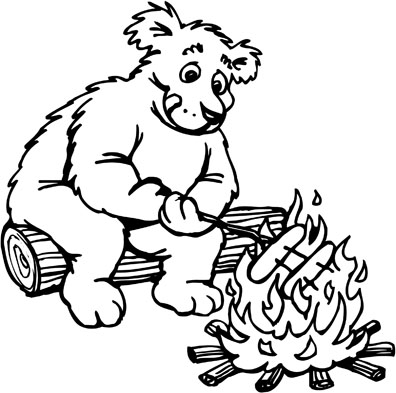 396x393 Coloring Pages To Print From Animals, Cartoons, People You Can