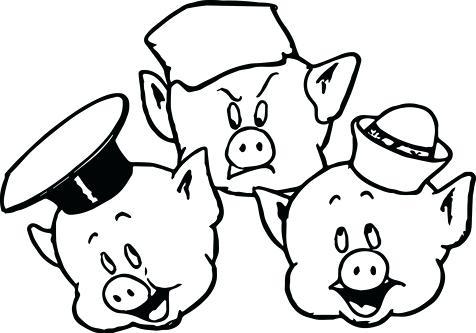 476x333 Cute Pig Coloring Pages Cute Pig Coloring Pages Cute Cartoon Pig