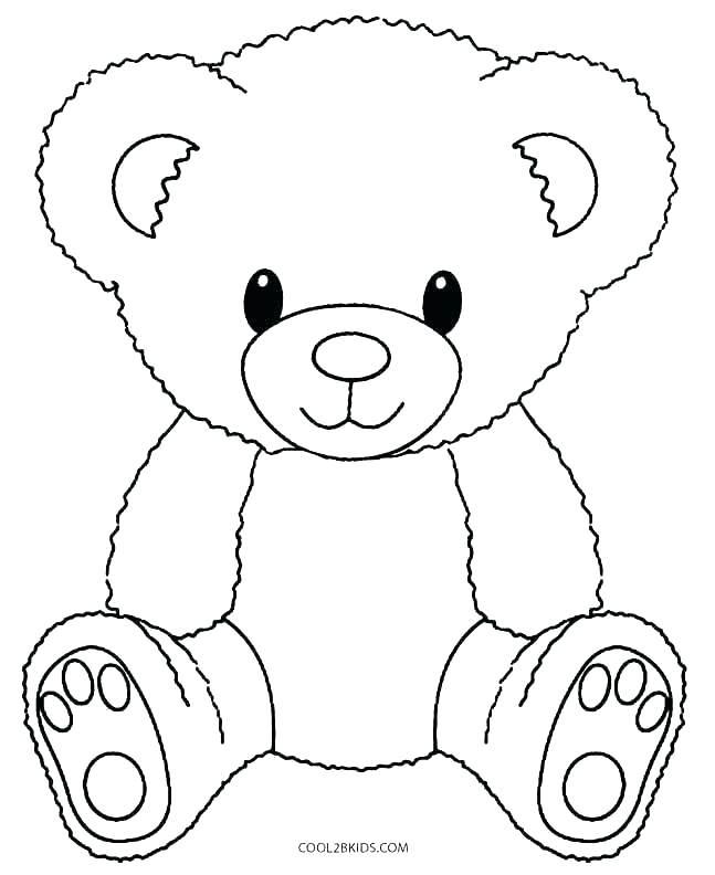 647x792 Polar Bear Coloring Page Polar Bear Polar Bear Coloring Page