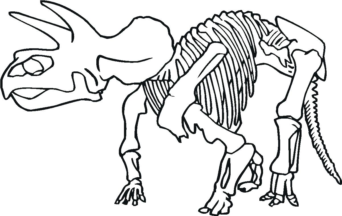 Cartoon skeleton coloring pages at getdrawings com free for