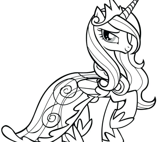 678x600 Cute Unicorn Coloring Pages Printable Printable Coloring Cartoon
