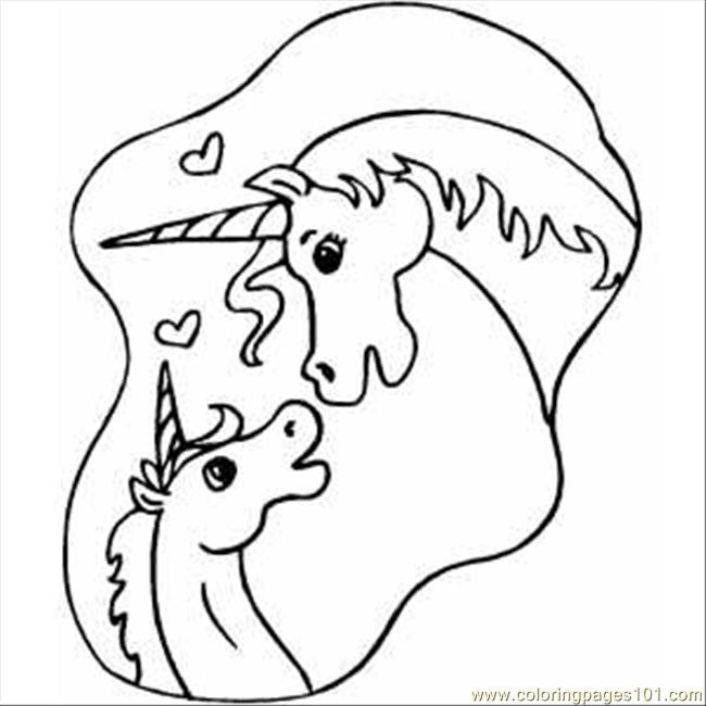 650x650 Free Unicorn Coloring Pages Fresh Coloring Pages Unicorns In Love