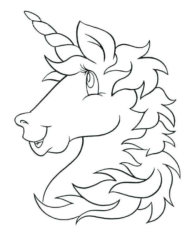 600x759 Unicorn Cartoon Coloring Pages Also Cute Cartoon Unicorn Coloring
