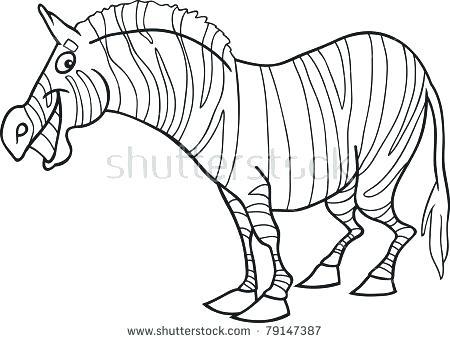 450x343 Zebra Coloring Page Plus Zebra Coloring Page Free Printable Zebra
