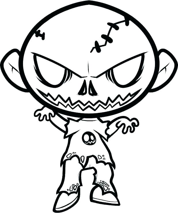 618x740 Plants Vs Zombies Coloring Packed With Zombie Coloring Pages