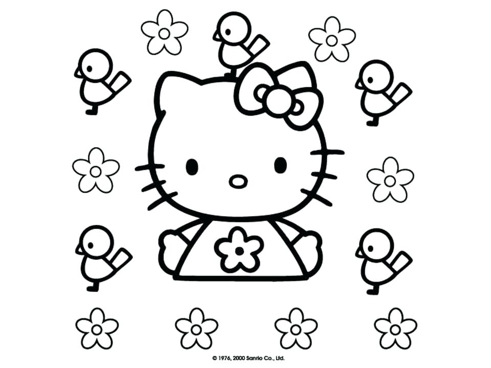960x720 Coloring Pages Flowers And Butterflies Book Books Birds Casper