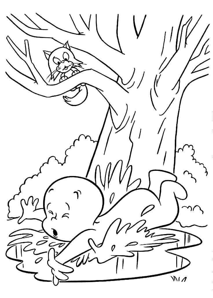 736x1031 Casper Coloring Pages Coloring Pages Coloring Pages Coloring Pages