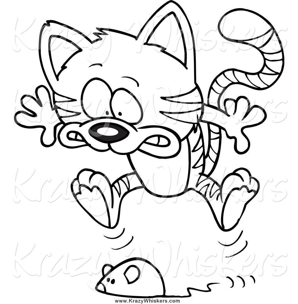 1024x1044 Secrets Cat And Mouse Coloring Pages