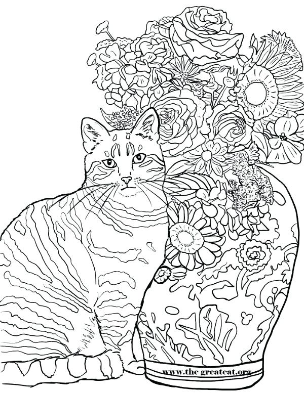 600x777 Cat And Mice Coloring Pages Colouring Mickey Mouse Free