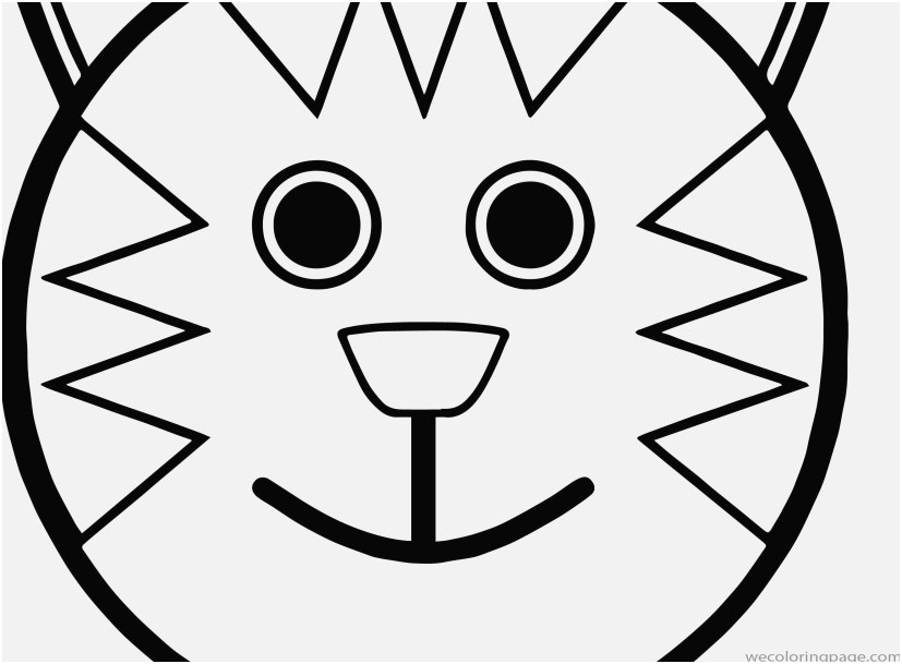 827x609 Coloring Pages Of Faces Pictures Best Cartoon Smiley Face Cat