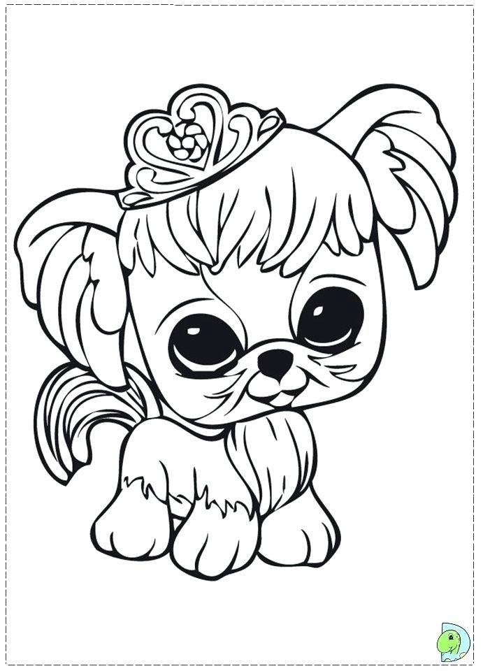 691x960 Lisa Frank Animal Printable Coloring Pages Littlest Pet Shop