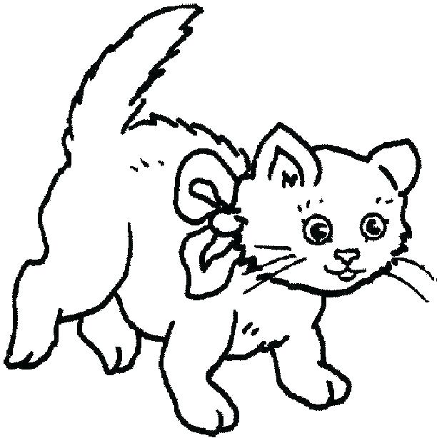 612x614 Free Printable Funny Cat Pictures Kids Coloring Printable Cat