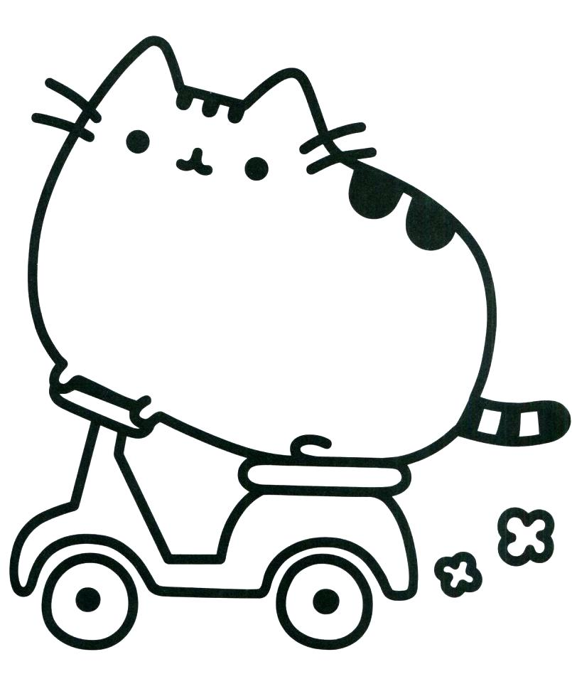 805x955 Cat Coloring Page Cute Kitten Coloring Page Cat Coloring Pages