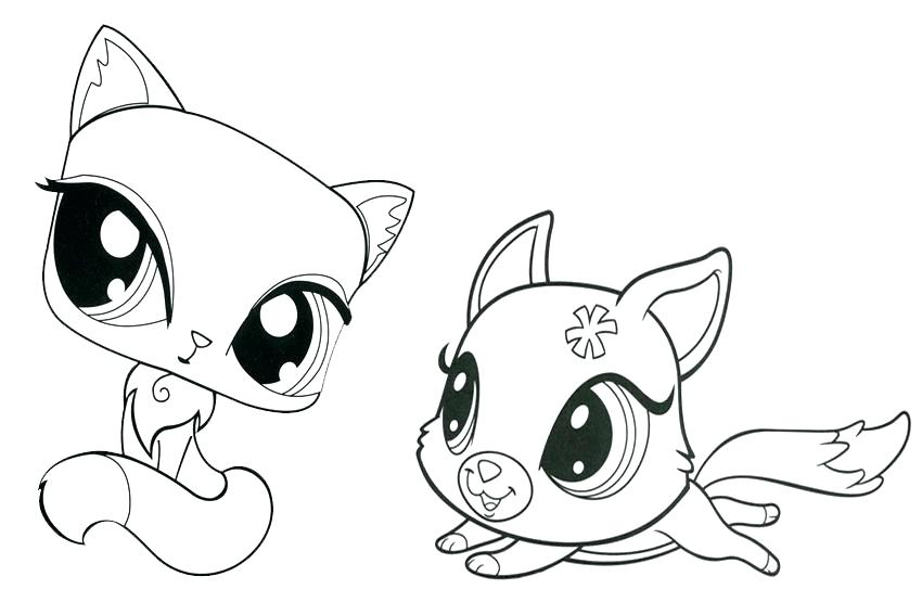 Cat Coloring Pages at GetDrawings.com | Free for personal use Cat ...