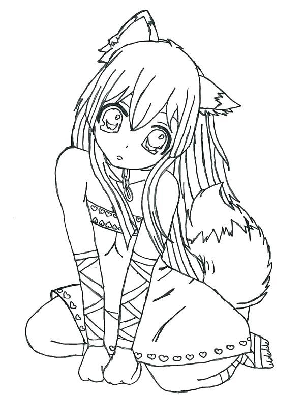 600x825 Anime Cat
