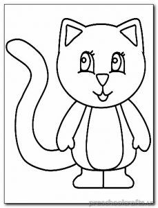 229x300 Best Kitten Coloring Pages Images On Baby Cats