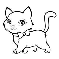 235x235 Desenho Do Gato Da Moranguinho Para Pintar Education