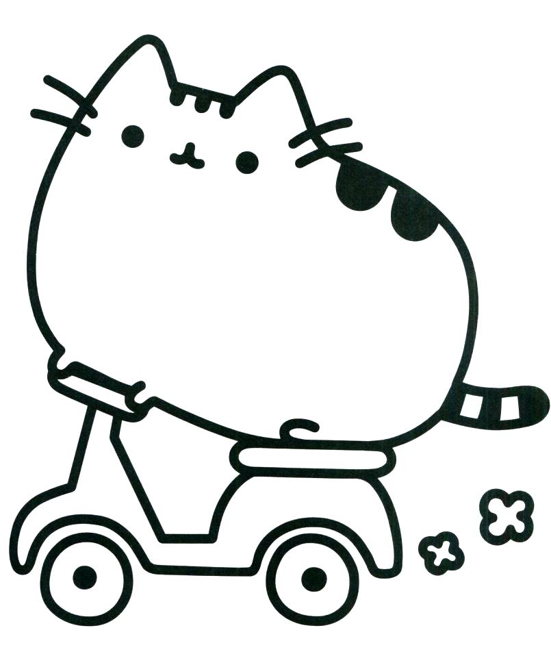 805x955 Cat Coloring Baby Cat Coloring Pages Realistic Drawing Of Kitty