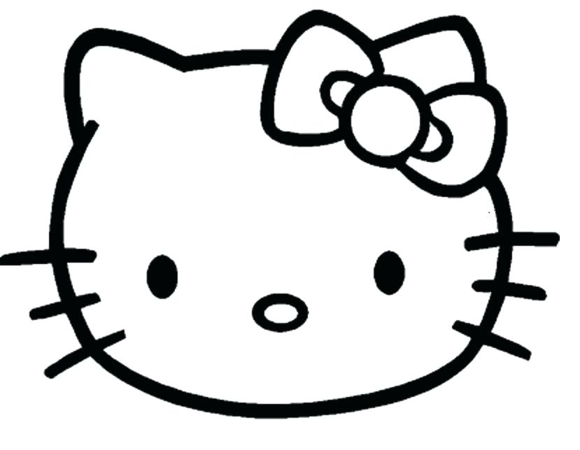 829x644 Hello Kitty Coloring Pages Halloween Free Printable Hello Kitty