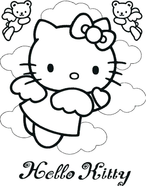 624x794 Idea Cat Coloring Pages For Kids For Cute Cat Coloring Sheets