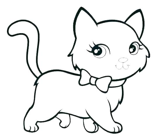 540x468 Cat Coloring Sheets Cat For Cat Coloring Pages Hello Kitty