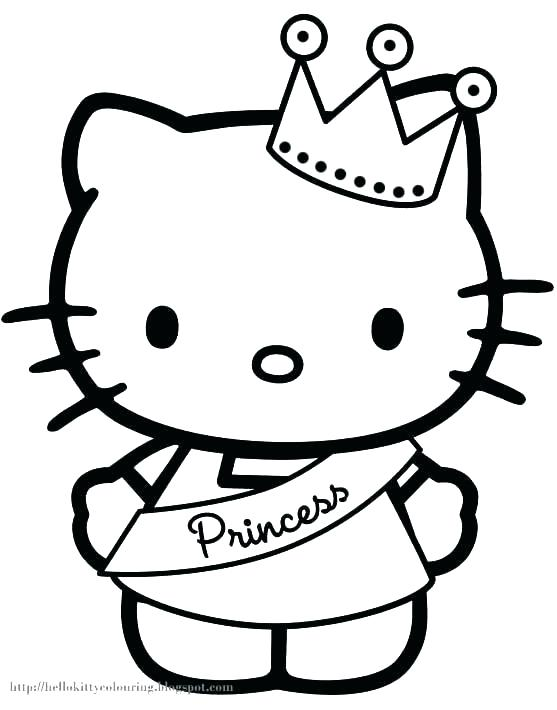 557x710 Cat Coloring Pages Online Cat Coloring Page Printable To Sweet Cat