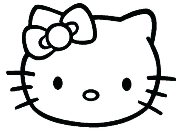 600x466 Cat Face Coloring Page Cat Face Coloring Page Cat Face Coloring