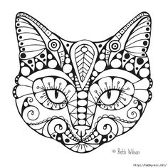 236x236 Cat Portrait Of A Cat Cat's Head Cute Cat Animal A Pet Line