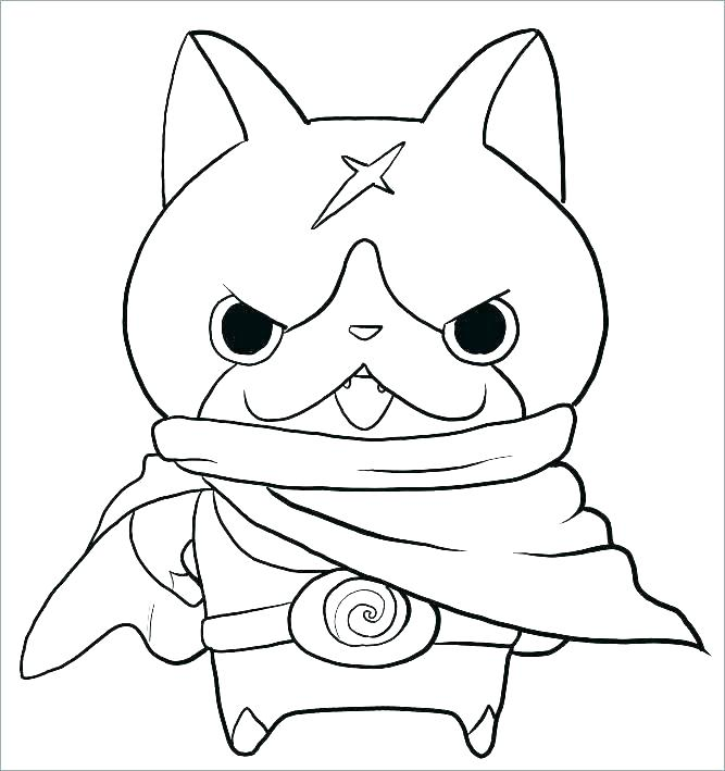 667x709 Head Coloring Page Head Coloring Page Cat Head Colouring Page Cute